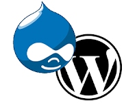 CMS Drupal y Wordpress